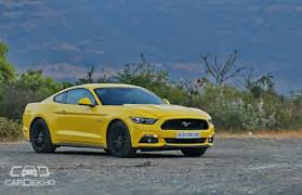 ford car mustang ford mustang review from experts cardekho