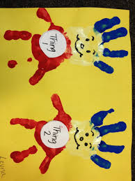 hand and footprint art ideas best collection kids hands foxes