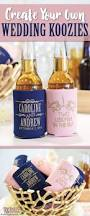 271 best can cooler inspiration images on pinterest wedding create your own wedding koozies with our easy online design tool we have over 800