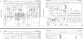 toyota avensis t25 2003 2007 service manual wiring diagram