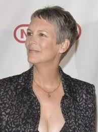 how to get jamie lee curtis hair color jamie lee curtis with silver hair classy and very short haircut