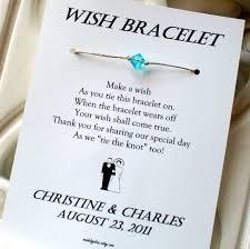 a wedding wish classic and groom a wedding wish wish bracelet