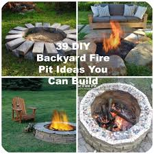 diy backyard pit 39 diy backyard pit ideas you can build