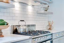 Free Floating Shelves by Waypoint Cabinetry And Floating Shelves In 650 Painted Stone