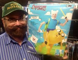 Finn Jake Halloween Costume Mike Mozart Twitter