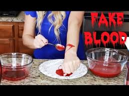 edible blood best blood recipes how to make edible blood with or