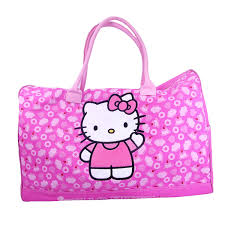 hello gift bags sanrio hello duffle bag travel 20 large