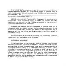 self employment agreement template resume templates free