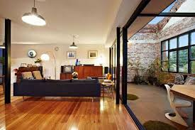 Modern Interior Design Ideas Blending Brick Walls With Stylish - Modern design home accessories