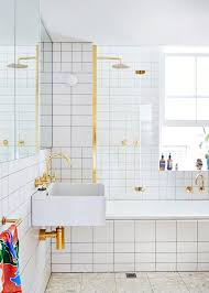 Light Tile With Dark Grout Design Trends White Tile With Dark Grout U2013 Heather Zerah Interiors
