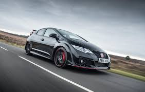 Honda Civic Type R Horsepower Honda Sends Out Current Civic Type R With Black Edition