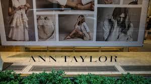 ann taylor dress barn loft lane bryant store closures on the