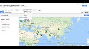 Google Fusion Tables Map Using Google Fusion Table To Create Charts And Maps Youtube