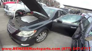 used lexus for sale ls460 2007 lexus ls460 parts for sale 1 year warranty youtube