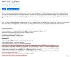front end developer resume fashionable idea how to end a resume 10 creative designer sle