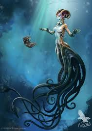 25 octopus mermaid ideas mythical sea