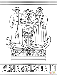 pennsylvania dutch coloring page free printable coloring pages