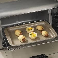 amazon com nordic ware compact ovenware baking sheet toaster
