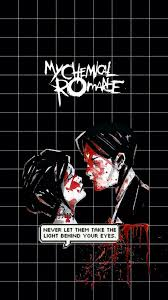 My Chemical Romance The Light Behind Your Eyes Lockscreens On Twitter