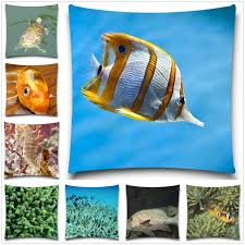 compare prices on fish home decor pillows online shopping buy low