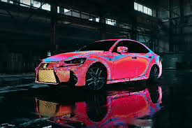 lexus sriracha lexus is lights up for music video with 41 999 leds