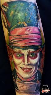 joe carpenter colour tattoo big tattoo planet
