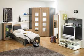 Schlafzimmer Komplett Mit Eckkleiderschrank Rudolf Jugendzimmer Fiftytwo U0026 Loop Grau Wildeiche Möbel Letz