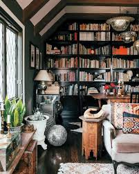 My Home Decoration 25 Best Cozy Home Library Ideas On Pinterest Home Libraries