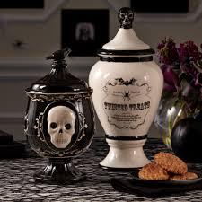 nekofille u201c gothic glam black and white cookie jar dolomite