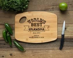 personalized photo cutting board handle worlds best personalized cutting board cabanyco