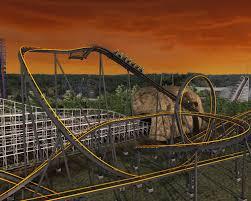 Bizarro Six Flags Great Adventure Six Flags America Archives Coastercritic
