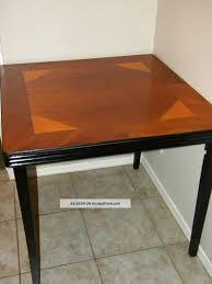Folding Wood Card Table Furniture Wood Folding Card Table Cherry Wood Folding Card Table