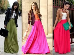 flowy maxi skirts guide to the maxi skirt uk fashion design