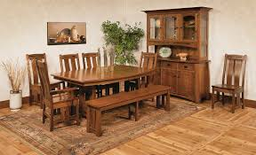 Amish Dining Room Set Dining Room Table