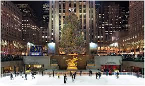 rockefeller center christmas tree wallpaper christmas lights