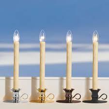 vintage cordless streetside brightness candles