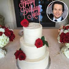 Cake Photos See The Best Celebrity Birthday Cake Photos