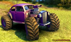 monster truck videos 2013 beetle monster truck v1 0 for spin tires 2013 dev zagruzka mods