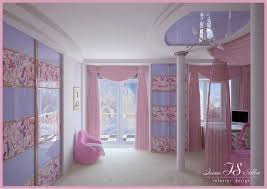 Purple Bedroom Curtains Kids Bedroom Stunning Bedroom Decoration With Pink And