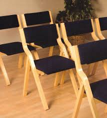 upholstered folding chairs from university loft are comfy durable
