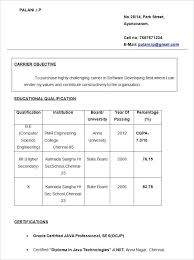 sample resume for hotel management fresher free simple fresher