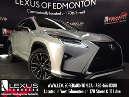 lexus dealer in ct 2016 lexus rx 350 awd f sport series 3 review youtube