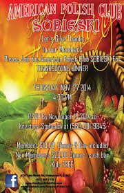 thanksgiving at the club polski klub na florydzie