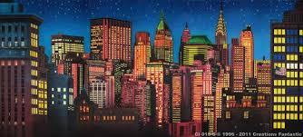 cityscape backdrop ci 016 s new york skyline 2