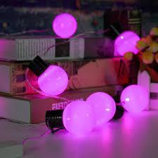 Christmas Lights For House by Eu Plug 10m Fairy Lighting 38 Balls Led String Lights For House