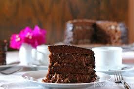 german chocolate cake foolproof living