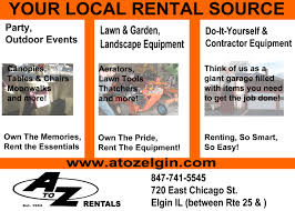 table and chair rental chicago elgin il party and tool home page a to z rental