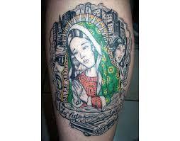 13 tatuajes en honor a la virgen de guadalupe vix