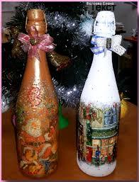 елена фалеева декупаж creation pinterest painted bottles