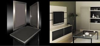 Aluminum Kitchen Cabinet Stainless Steel Frame Kitchen Cabinet Doors Custom Look At